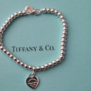 Bracelet.Tiffany.Autrntuc.New!